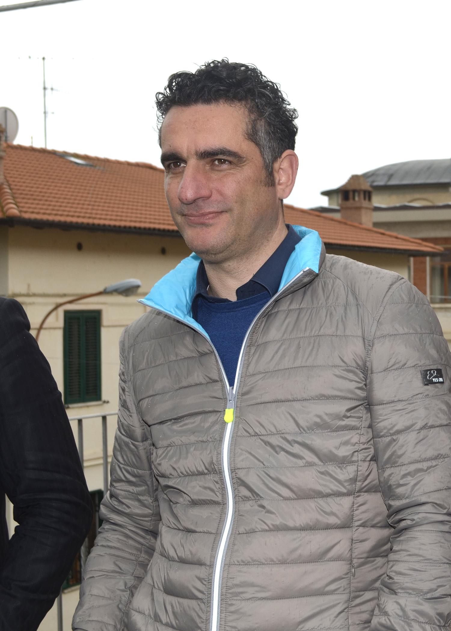 Assessore Claudio Flamini