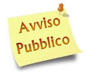 AVVISO PUBBLICO ESPLORATIVO