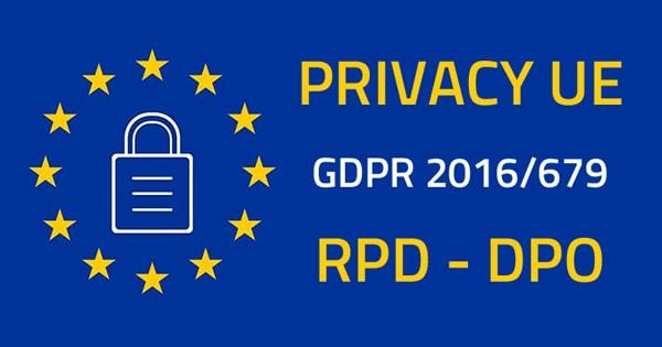 NUOVO REGOLAMENTO EUROPEO PROTEZIONE DATI PERSONAL